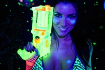 Lascivious romi the blacklight hunter  romi the blacklight hunter. Romi the black-light hunter
