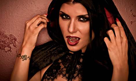 Romi the busty vampire bitch  romi the busty vampire. Romi the